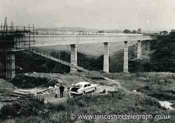 East Lancashire sewer works needed its own 'aqueduct'