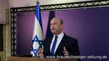 Neue Regierung in Israel vereidigt