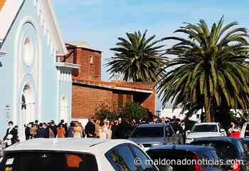 Cura de La Candelaria notificado por ceremonia con aglomeración y dos fiestas fueron suspendidas - maldonadonoticias.com