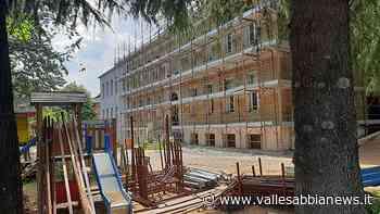 Vestone - Lavori in corso - Valle Sabbia News