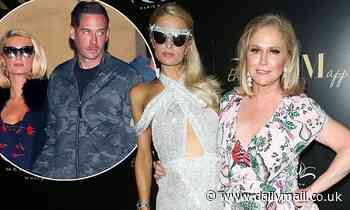 Paris Hilton's wedding will be 'beautiful and classic' says mom Kathy Hilton - Daily Mail