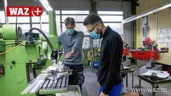 Velbert: Firmen in Niederberg bilden weniger junge Leute aus - Westdeutsche Allgemeine Zeitung