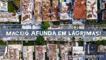 Artistas protestam nas redes sociais contra afundamento de solo no Pinheiro - Gazetaweb.com