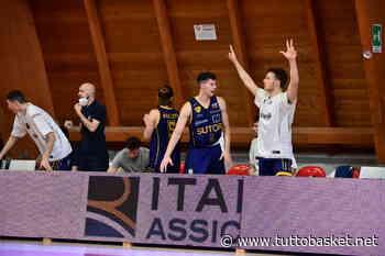 Sutor Montegranaro, la bella vittoria di Teramo analizzata da coach Marco Ciarpella - Tuttobasket.net