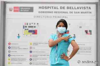 Más de 165000 habitantes se beneficiarán con hospitales de Bellavista y Saposoa - Agencia Andina