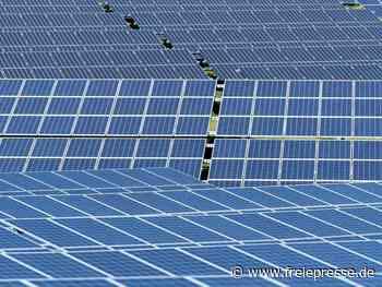 Meyer Burger nimmt Solarmodul-Fabrik in Freiberg in Betrieb - Freie Presse