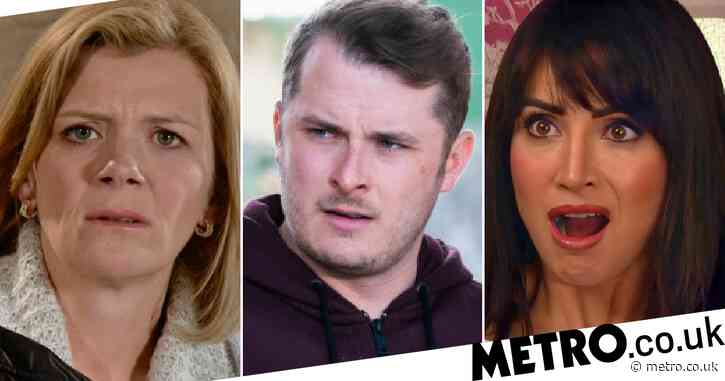 10 soap spoilers this week: Coronation Street sad drugs tragedy, EastEnders cheating shock, Emmerdale wedding drama, Hollyoaks murder fears
