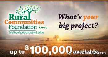 $100000 grant program from the UFA Rural Communities Foundation - CochraneNow.com