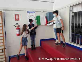 LEINI - Un defibrillatore per la scuola media Casalegno - FOTO - QC QuotidianoCanavese