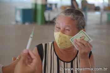 Lucas do Rio Verde imuniza 750 pessoas em Dia de Campanha contra a Covid-19 - Power Mix