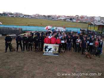 Cães policiais de Capivari participam de evento em Nova Odessa - SeuJornal