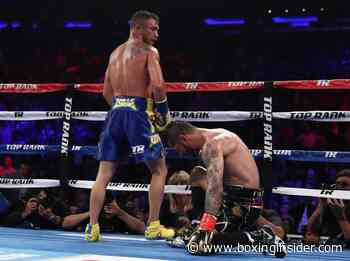 """Vasiliy Lomachenko Analyzes Devin Haney's Performance Against Jorge Linares: """"Haney Was Trying To Survive, When I Fought Linares, He Was In His Prime"""" - BoxingInsider.com"""