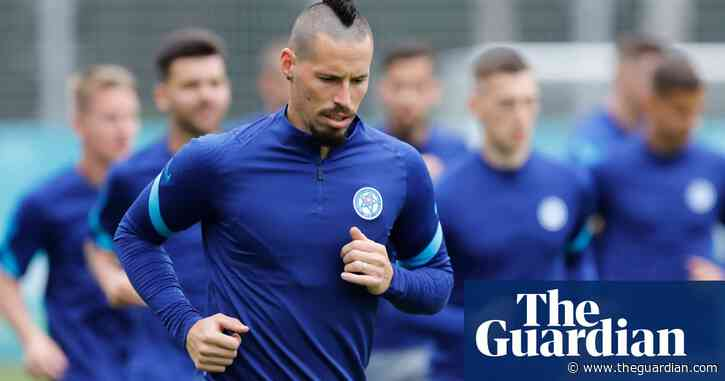 'They told me he was too arrogant': how Slovakia learned to love Hamsik