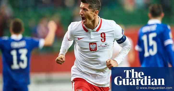 'Ineffective striker': Lewandowski's struggles on the road to glory | Nick Ames