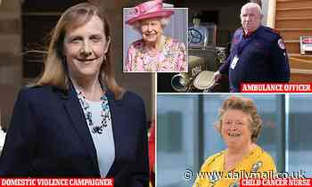 Unsung Australian heroes honoured on the Queen's Birthday honours list