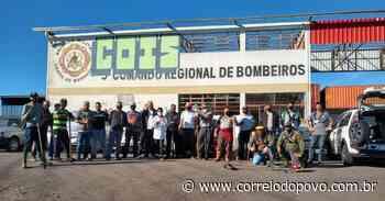 Lideranças da Zona Norte de Caxias do Sul querem reativação de quartel de bombeiros - Jornal Correio do Povo