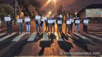 Caxias do Sul: Termina manifestação que impedia a circulação dos ônibus da Visate - REVISTA DO ÔNIBUS