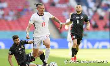 Euro 2020: Kalvin Phillips proved the critics wrong and was England's man of the match - Redknapp