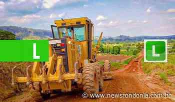 DER prepara rodovia 010, em Ouro Preto do Oeste, para o período chuvoso - News Rondonia Portal de Noticias - Notícias Rondônia