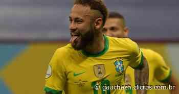 Contagem regressiva para Neymar igualar o número de gols de Pelé - GZH
