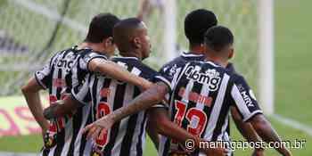 RÁDIO MARINGÁ - Atlético-MG vence o São Paulo pela contagem mínima - Orlando Gonzalez - Maringá Post