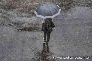 Previsão do tempo em Contagem: sábado (12) deve ser chuvoso - O Tempo