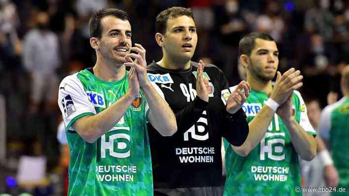Sechster Sieg in Serie: Füchse besiegen Nordhorn-Lingen mit 29:25. - rbb24