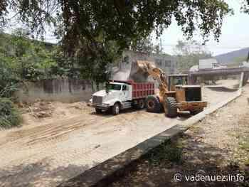 Desazolvan Arroyo Milpillas de El Colomo – Noticias Va de Nuez - Noticias Va de Nuez