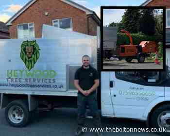 Tree surgeon has £22k of gear stolen in theft - The Bolton News