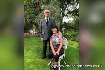 Sharples couple honoured for their services to autism in Bolton - The Bolton News