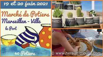 Marseillan : 6ème édition du marché de potiers les 19 et 20 juin 2021 - Hérault-Tribune