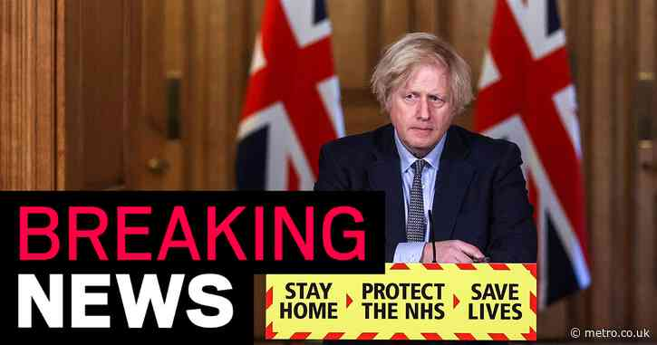 Boris Johnson to make announcement at 6pm as freedom day set for delay
