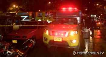 Una adolescente muerta dejó desplome de vivienda en el barrio Enciso - Telemedellín