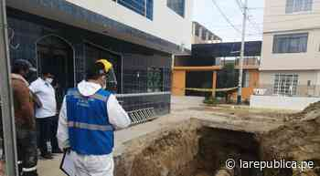 Sunass verifica restablecimiento del servicio de agua potable en Talara - LaRepública.pe