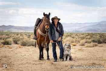 Nevada-based horseback long rider goes on a 550-mile trail - KOLO