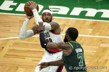 Should the Portland Trail Blazers bring back Carmelo Anthony? - Rip City Project