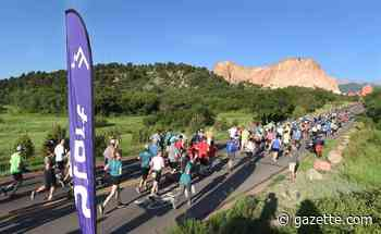 Former Air Force track standout Ben Payne wins inaugural trail race at Garden of the Gods - Colorado Springs Gazette