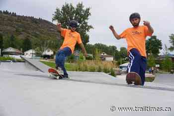 Free coaching at the Trail Sk8Park begins next month - Trail Times