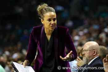 Becky Hammon To Interview For Trail Blazers' Head Coaching Job - hoopsrumors.com
