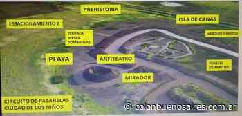 El Faro   Venado Tuerto: Construyen un parque ecológico - Colón Doce