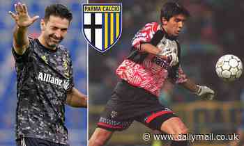 Gianluigi Buffon on the brink of a fairytale return to Parma on a two-year deal