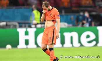 Christian Eriksen: Holland defender Daley Blind reveals he considered not playing vs Ukraine