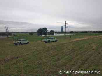 Controlan fuga de gas LP localizada en San Rafael Tenanyecac - Municipios Puebla