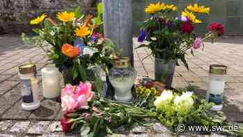 Gedenkfeier für Opfer des tödlichen Unfalls in Pirmasens am Sonntag - SWR