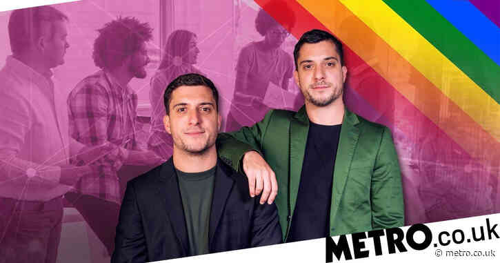 Gay twin brothers launch the 'pink LinkedIn' – a professional networking site for the LGBT community