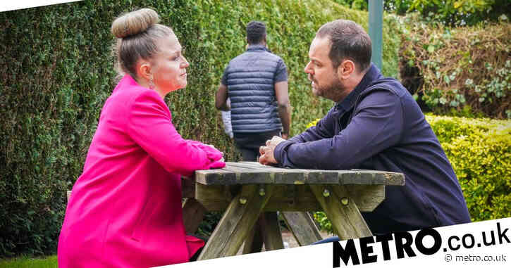 EastEnders spoilers: Huge baby twist revealed for Mick and Linda Carter