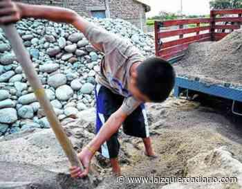 Corrientes: como impacta la crisis en el trabajo infantil - La Izquierda Diario