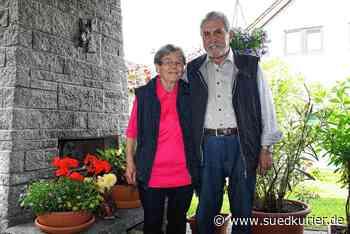 Salem: Ein Leben in Salem: Ursula und Franz Schiele feiern diamantene Hochzeit - SÜDKURIER Online
