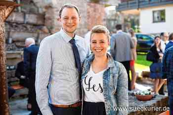 Salem: Heiraten in Corona-Zeiten: Sabrina Müller und Tobias Mader haben ihren Termin für das Ja-Wort bereits einmal verschoben - SÜDKURIER Online