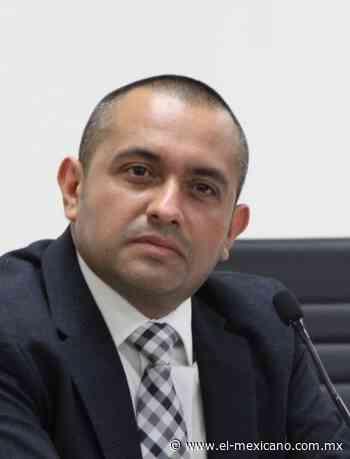 Luis Alberto Hernández Morales.. Cerró los cómputos distritales... - El Mexicano Gran Diario Regional